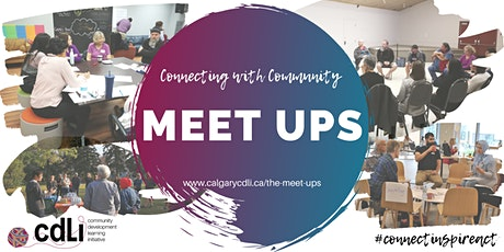 CDLI February Meet Up: Connecting with Community tickets