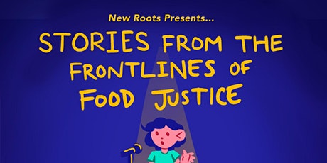 Stories From the Front Lines of Food Justice tickets