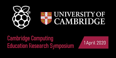 Cambridge Computing Education Research Symposium tickets