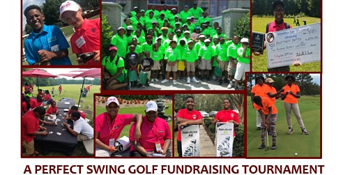 A Perfect Swing Foundation Fundraising Golf Tournament