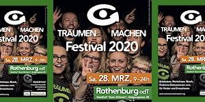 TRÄUMEN & MACHEN Festival 2020