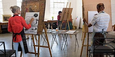ISSAC Paint Night: Art Around the Village tickets