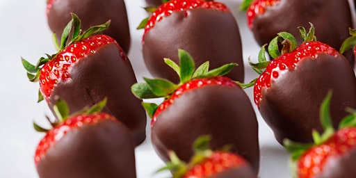 Hand Dipped Chocolate Strawberry Event for your Valentine