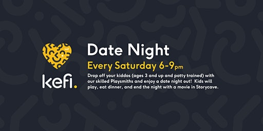 Date Night at Kefi