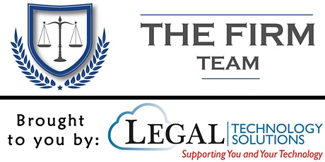 Firm Team FREE Legal Vendors LECTURE AND DINNER - March 2020 tickets