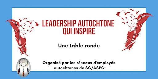 Leadership Autochtone qui inspire