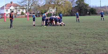 Yr8 Rugby tickets