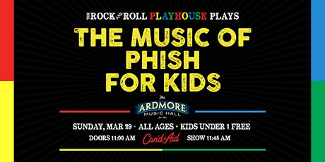 The Music of Phish for Kids! tickets