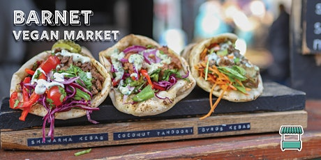 Barnet Vegan Market tickets