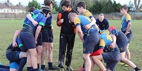 Yr7  Rugby tickets