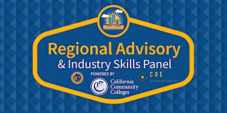 ICT Regional Advisory & Industry Skills Panel tickets