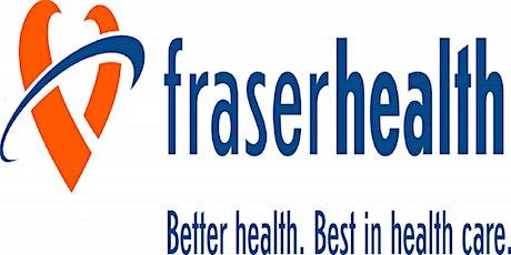 Fraser Health Healthy Schools Partnership Session tickets