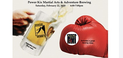Boxing and Brews