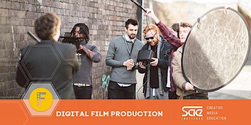 "Workshop: ""Grundlagen der Filmproduktion"""