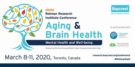 Aging and Brain Health: Mental Health and Well-being – Public Event tickets