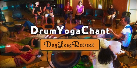DrumYogaChant - DayLongRetreat March 1, 2020 tickets