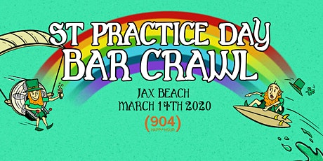 Jacksonville St Practice Day Bar Crawl tickets