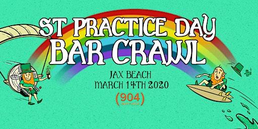 Jacksonville St Practice Day Bar Crawl