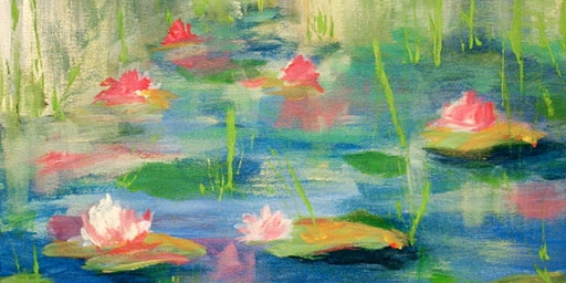 Monet's Water Lillies at Madcap BrewCo