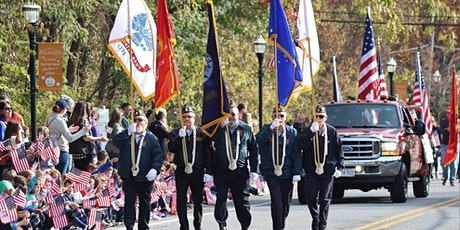 Veterans Day Parade tickets