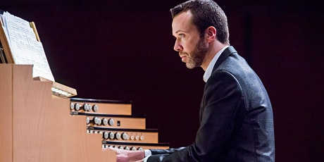 Organ Concert: Jean-Willy Kunz (classical, jazz, improvisation and more) tickets