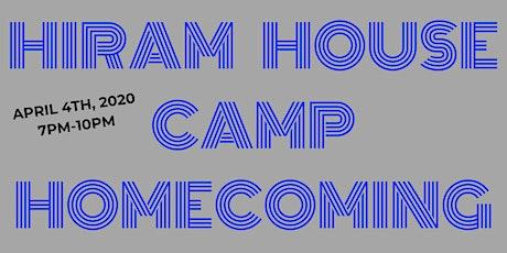 ALUMNI HOMECOMING AT HIRAM HOUSE CAMP tickets