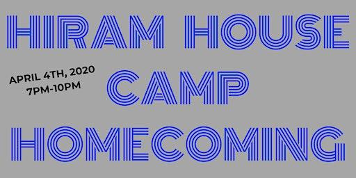 ALUMNI HOMECOMING AT HIRAM HOUSE CAMP