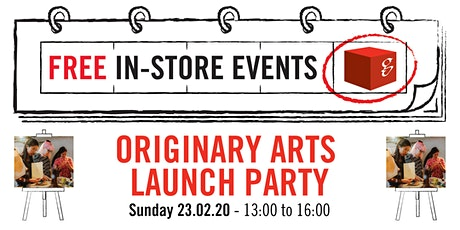 Originary Arts Launch Party tickets