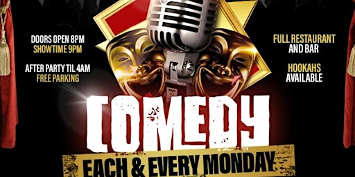 #1 Comedy show in Decatur