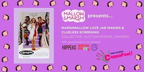Mallow & Marsh Galentine's Special: Make Your Own Marshmallow Love Jar! tickets