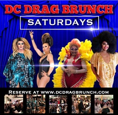 DC Drag Brunch tickets
