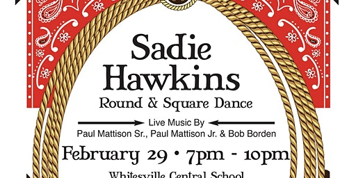 Sadie Hawkins Round & Square Dance