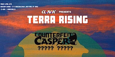 Terra Rising Feat. Counterfeit Casper tickets