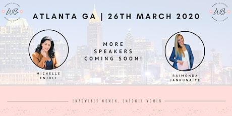 Women in Business Event Atlanta GA tickets