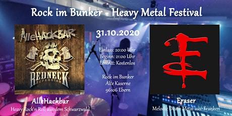Rock im Bunker - Heavy Metal Festival Tickets