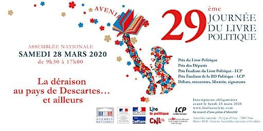 29e Journée du Livre Politique