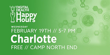 Digital Health Happy Hour - Charlotte tickets
