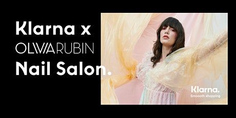 Klarna x Olivia Rubin Nail Salon tickets