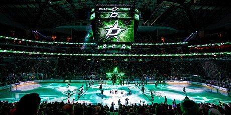 Dallas Stars Game & Nonprofit Networking with JMT Consulting! tickets