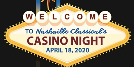 Nashville Classical's Casino Night tickets