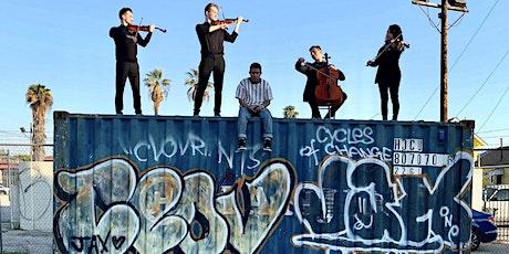 LAEMMLE LIVE presents Mixtape Quartet tickets