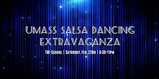 Salsa Dancing Extravaganza