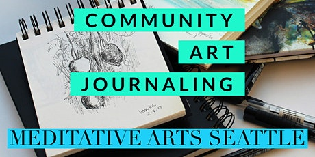 Community Art Journaling tickets