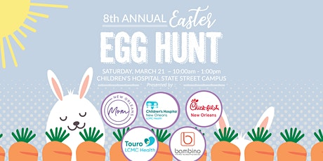2020 New Orleans Mom 8th Annual Easter Egg Hunt tickets