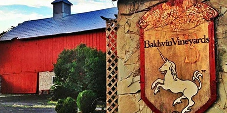 Baldwin Winery's Grand Reopening Celebration 2020 tickets