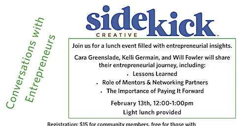 Conversation with Sidekick Creative