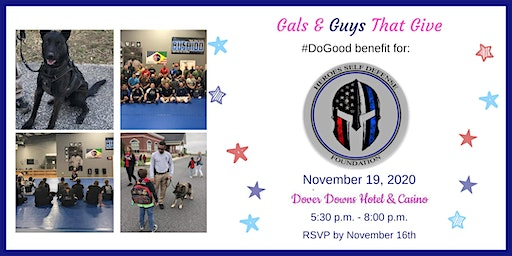 #dogood Benefit for Heroes Self Defense Foundation