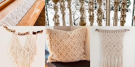 Macrame Workshop Nights - With Lotte Bond / Minttu Fibre Arts tickets
