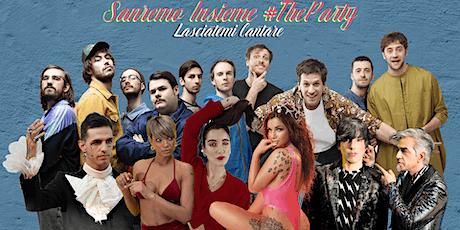 Sanremo Insieme TheParty biglietti