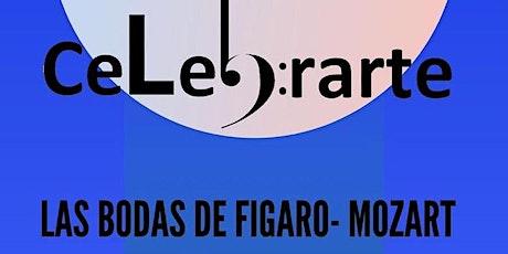 Las Bodas de Figaro- Mozart entradas